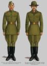 Военная форма образца 43го года (мужская,женская)