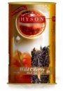 Чай Хайсон Дикая Вишня черный 100 г Hyson Wild Cherry туба