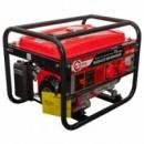 Генератор бензиновый макс мощн. 2,4 кВт., ном. 2,2 кВт., 5,5 л.с., 4-х тактный, ручной пуск INTERTOOL DT-1122