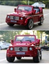 Детский электромобиль Mercedes-Benz G 55-3 AMG