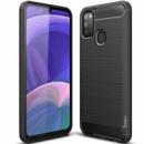 TPU чехол iPaky Slim Series для Samsung Galaxy M30s Черный