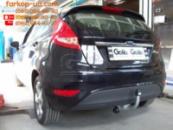 Тягово-сцепное устройство (фаркоп) Ford Fiesta (2008-2017)
