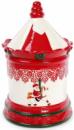 Банка для новогодних сладостей «Карусель» 3.5л керамическая