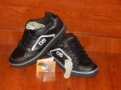 Кожаные кроссовки-скейтера Restime. Распродажа!
