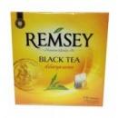Чай Remsey классический черный чай 75 пакетиков