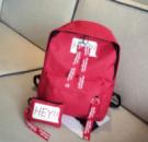3-80 Молодежный рюкзак для учебы Стильный Вместительный женский рюкзак детский