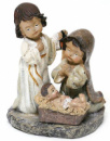 Рождественская декоративная статуэтка «Вертеп» 11.3см