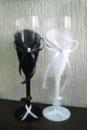 Свадебные бокалы (бархатные)
