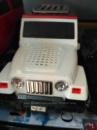 Колонка Автомобиль WS-513 Jeep Wrangler Звуковая система колонки машинка 3 динамика LCD, FM, USB Звуковая система