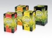 Зеленый чай в пакетиках Feel Green Лимон. грейпфрут, ананас 40 пак