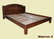 Кровать двуспальная Марсель 2