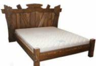 Мебель из натурального дерева «под старину»