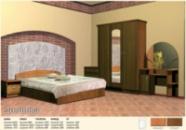 Кровать Доминика 1,60