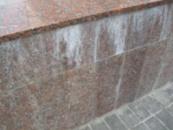 Удаления масла и жира с мрамора, гранита,бетона