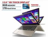 Ноутбук Toshiba L55W