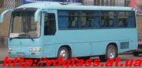 Лобовое стекло для автобусов YouYi ZGT 6730 DN в Никополь