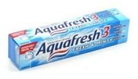 Зубная паста Aquafresh 3 Fresh & Minty 100мл (аквафреш)