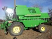 Комбайн зерноуборочный John Deere 1550 СWS (Джон Дир 1550 СВС)