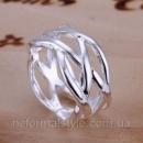 Tiffany кольцо «плетение» (покрытие серебро 925) .