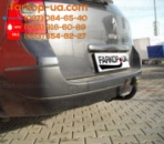 Тягово-сцепное устройство (фаркоп) Renault Megane II (universal) (2003-2008)