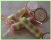 Сахарный скраб «Яблоко и ежевика»