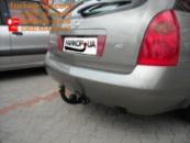 Тягово-сцепное устройство (фаркоп) Nissan Primera (W12) (universal) (2001-2007)