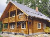 Строительство домов из оцилиндрованного бруса