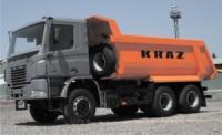 Лобовое стекло для грузовиков КРАЗ  6136 С4