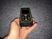 Дальномер Sndway S50 цветной экран, Акб, USB (лазерная рулетка)