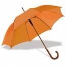 Зонт под нанесение оранжевый