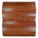 Купить металлосайдинг 067-339-42-43 под бревно, блок-хаус Сосна (шир. 0,35 м)