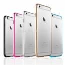 Бампер алюминиевый разные цвета на iphone 6/6s Plus