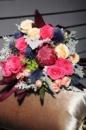 Букет из экзотических цветов и роз