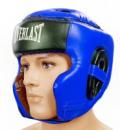 Шлем для бокса EVERLAST в мексиканском стиле EV-6247-В  синий