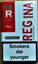 сигареты Регина красная (Regina red)