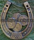 Монеты H 130 x L 115 мм