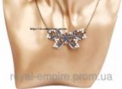 Ожерелье кулон «Ненси» с жемчугом.