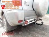 Тягово-сцепное устройство (фаркоп) Toyota RAV4 (2000-2006)