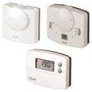 Комнатные термостаты компании Danfoss