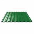 Профнастил Цв.НС-14(1,70 х 0,92) Зелёный, Коричневый, Вишня