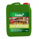 Антисептик для дерева, Farbex , 5 л