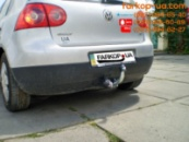 Тягово-сцепное устройство (фаркоп) Volkswagen Golf V (hatchback) (2003-2008)