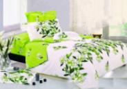 Комплект постельного белья Уютная Жизнь Семейный 200x220 Амина