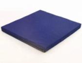 Мат спортивный ZELART(1*1м) C-3540-BL темно-синий