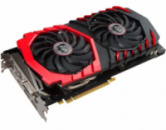 MSI PCI-Ex GeForce GTX 1070 Gaming X 8GB GDDR5 (256bit) (1582/8108)
