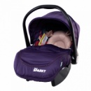Автокресло TILLY Sparky T-511 Indigo Purple