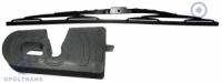 Щетка стеклоочистителя (каркасн) 1TIR601 600мм MAN,MB,RVI,VO Mega