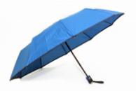 Зонт складной Max Comfort полуавтомат Синий (MR-329-4)