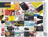 Услуги дизайнера. Изготовление и печать визиток, флайеров, этикеток и др. Разработка эксклюзивных макетов. Скидки -50%