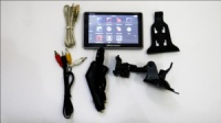 5« GPS навигатор Pioneer P-563 4Gb Bluetooth, AV-in IGO, Navitel, CityGuide